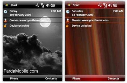 دانلود تم پاکت پی سی – تم برای ویندوز موبایل
